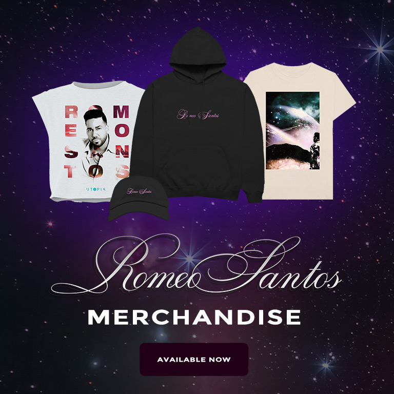 Shop Romeo Santos Merch