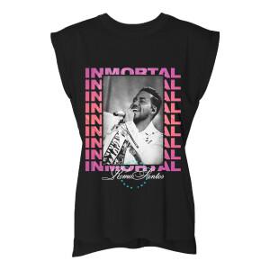 Inmortal Photo Black Muscle Shirt
