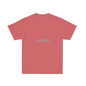 Romeo Santos Photo Coral T-Shirt