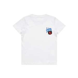 "Limited Edition ""TKN"" Collection Block Tee (Kids Version)"