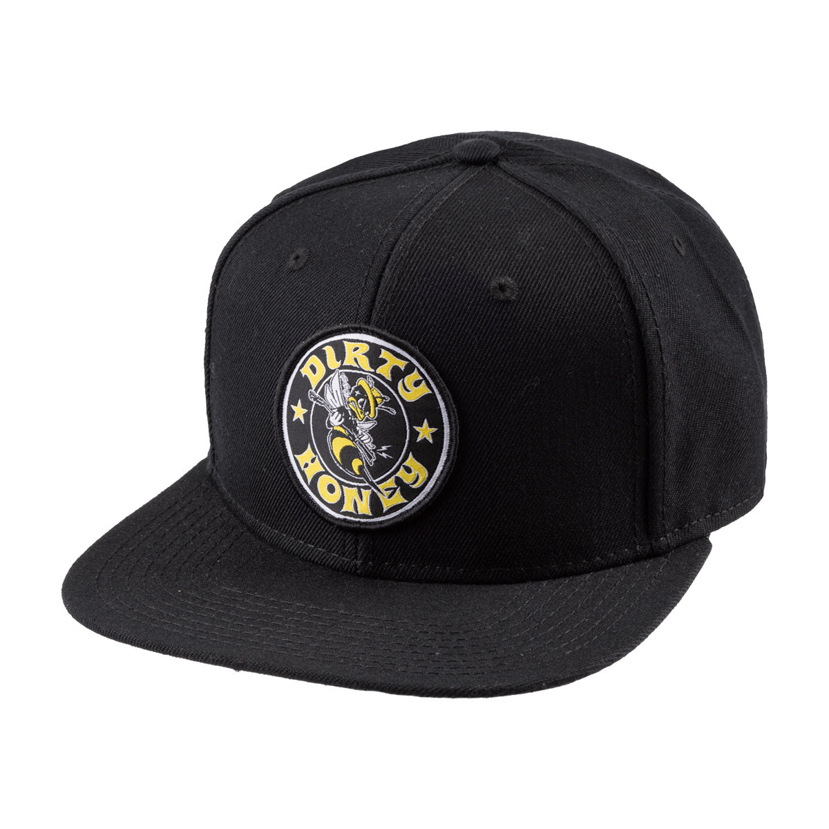 Stinger Patch Flat Brim Hat