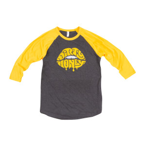 Lips 3/4th Sleeve Raglan