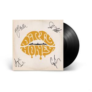 SIGNED DIRTY HONEY LP