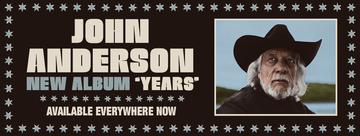 John Anderson - New Album 'Years'
