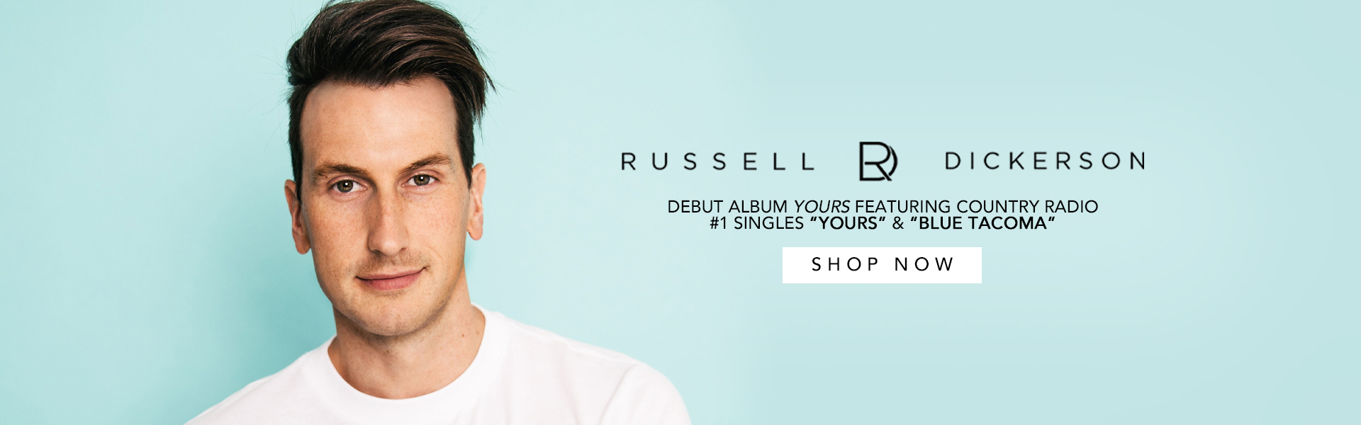 Shop Russell Dickerson Now!