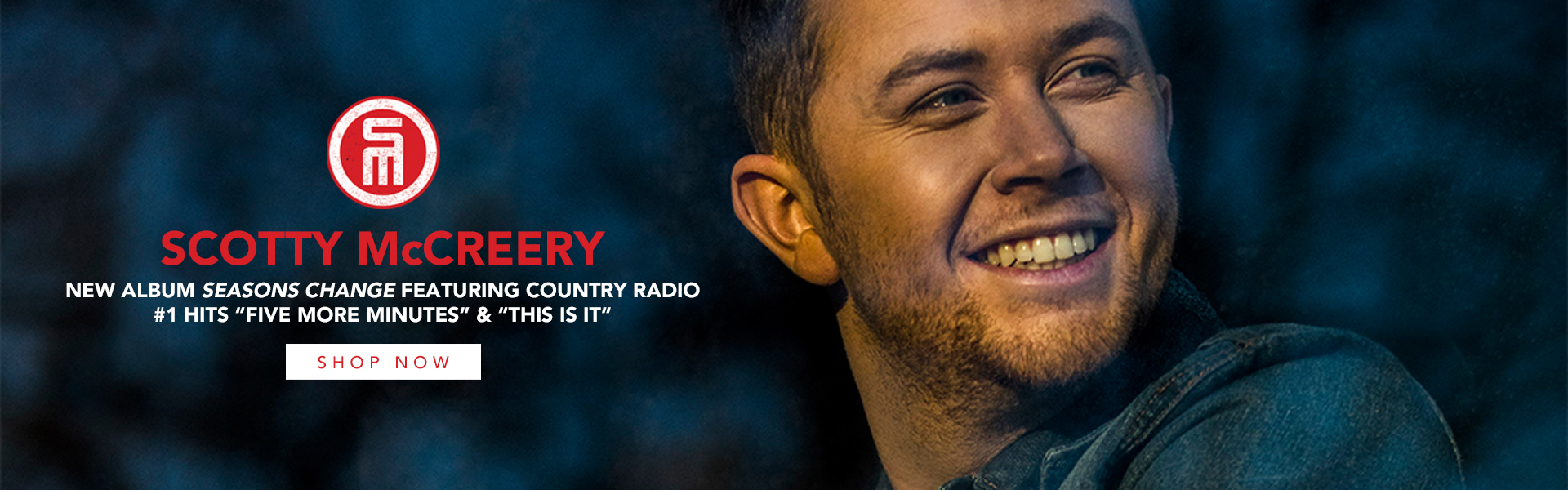 Shop Scotty McCreery Now!