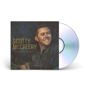 Scotty McCreery - Seasons Change CD