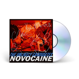 The Unlikely Candidates - Novocaine CD