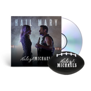 Haley & Michaels - Hail Mary CD