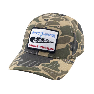 Feather Camoflauge Hat
