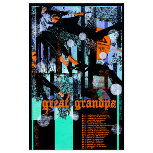 Spring 2020 Tour Poster
