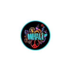 Mihali Sticker