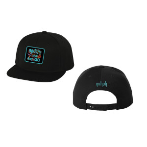Breathe and Let Go Hat