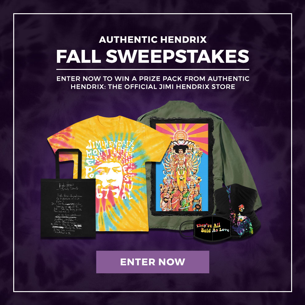 Authentic Hendrix Fall Sweepstakes | Enter Now To Win a Prize Pack!