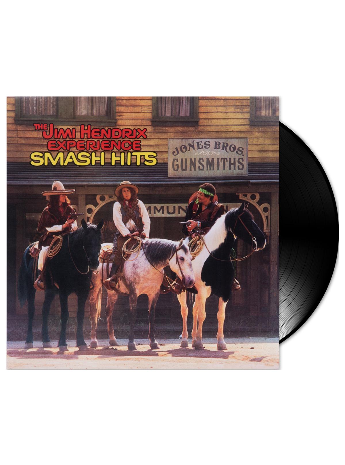 Jimi Hendrix Smash Hits LP