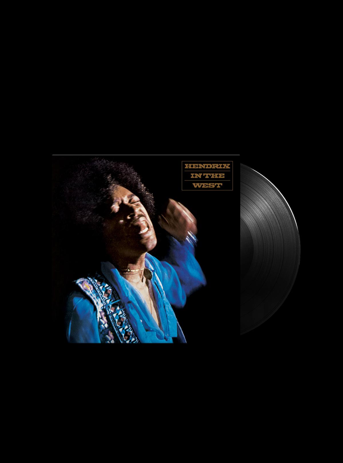 Hendrix In The West 2LP