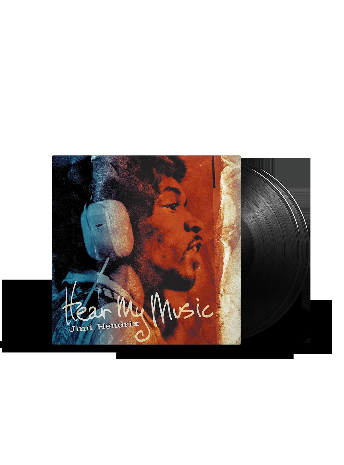 Jimi Hendrix: Hear My Music (2LP 200 gram) DAGGER RECORDS