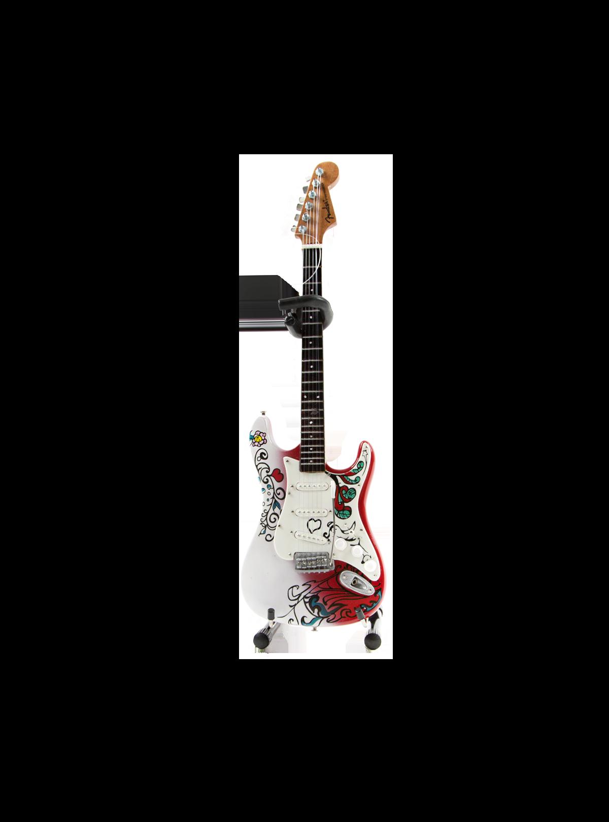 Mini Fender Monterey Guitar