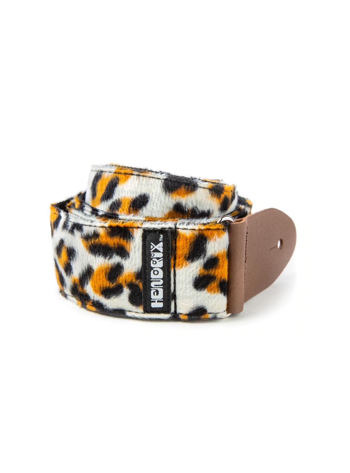 Dunlop Live in Maui Leopard Strap