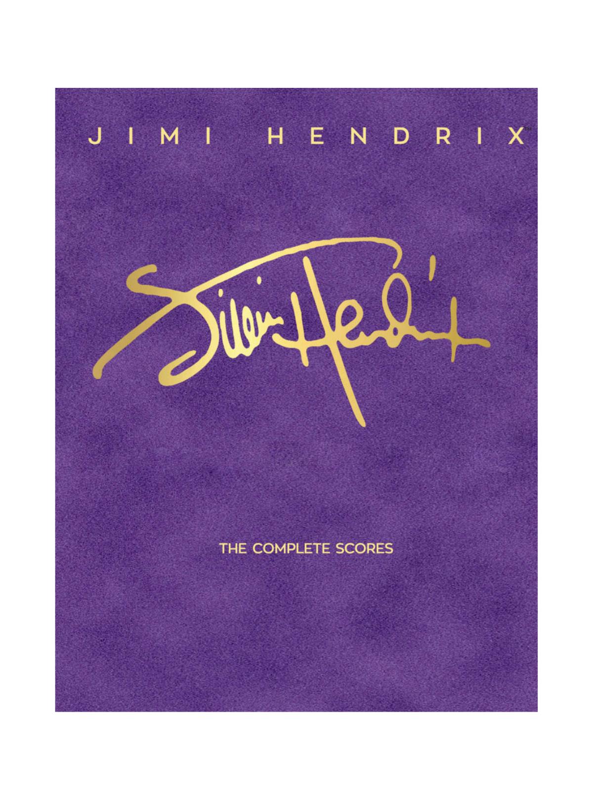 Jimi Hendrix: The Complete Scores