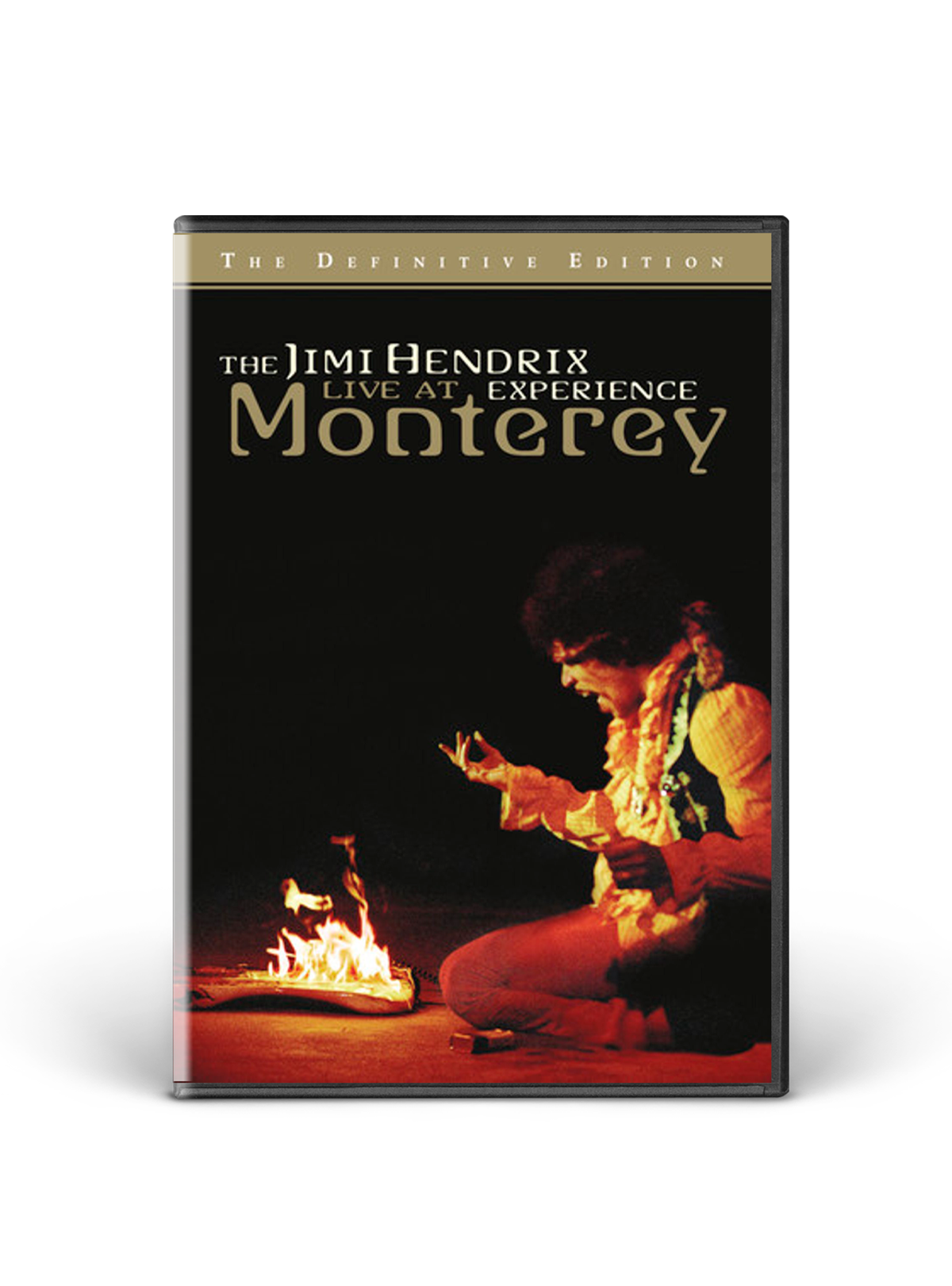 American Landing: Jimi Hendrix Experience Live at Monterey DVD