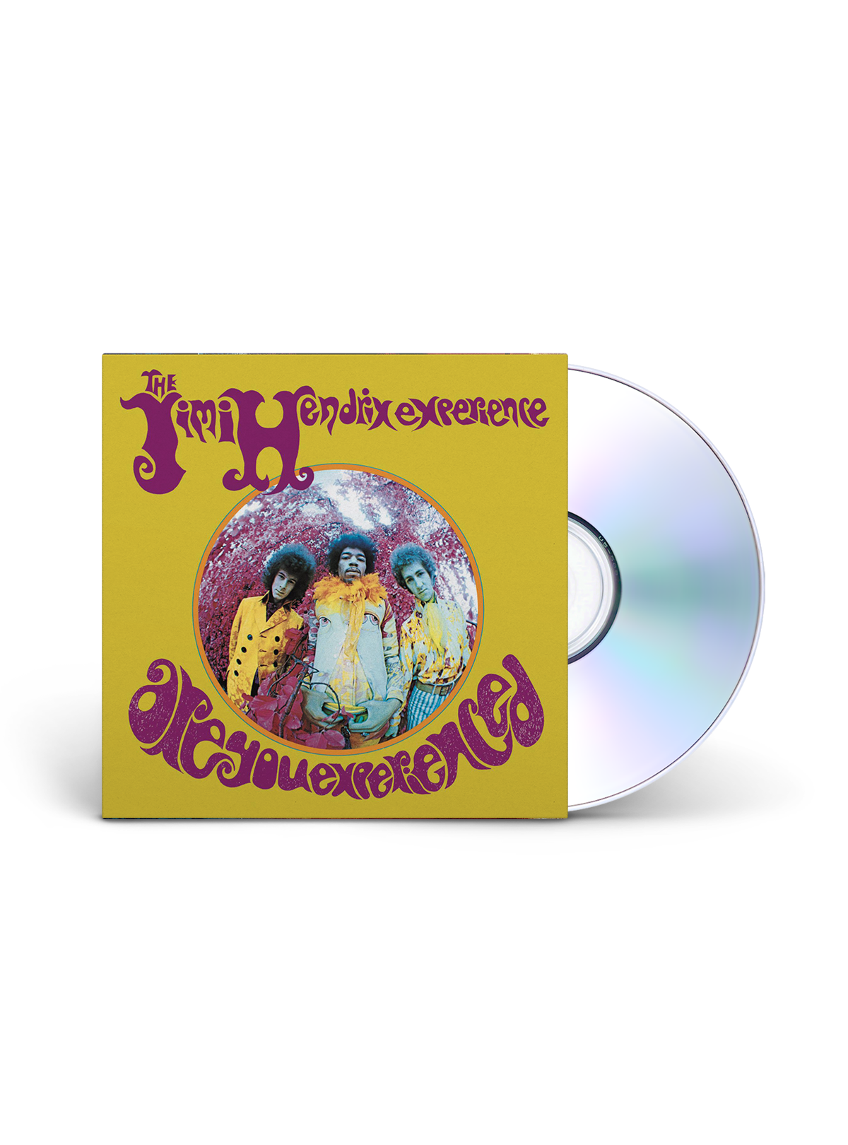 Are You Experienced? CD