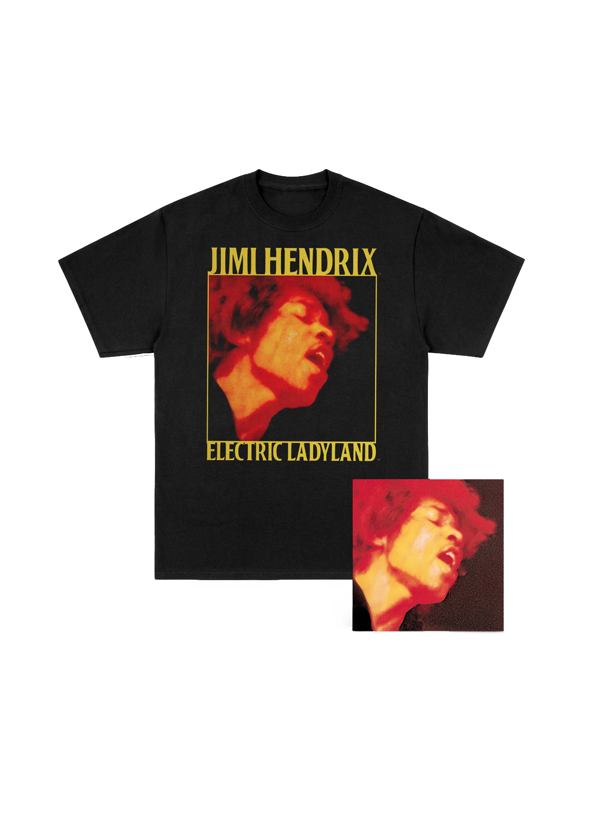Electric Ladyland Tee + Album