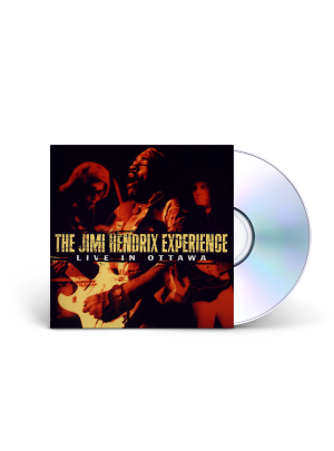 Jimi Hendrix Experience: Live In Ottawa DAGGER RECORDS CD