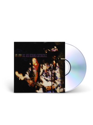 Jimi Hendrix Experience: Live In Paris & Ottawa 1968 DAGGER RECORDS CD