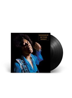 Hendrix In The West 2LP