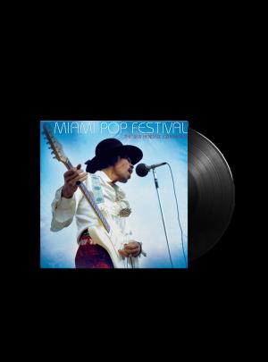 The Jimi Hendrix Experience: Miami Pop Festival 2LP