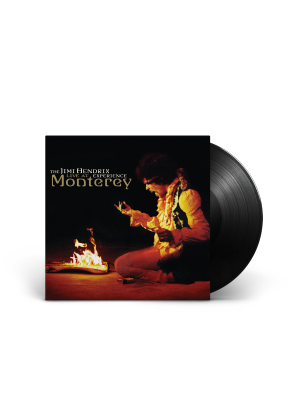 The Jimi Hendrix Experience: Live at Monterey 2LP