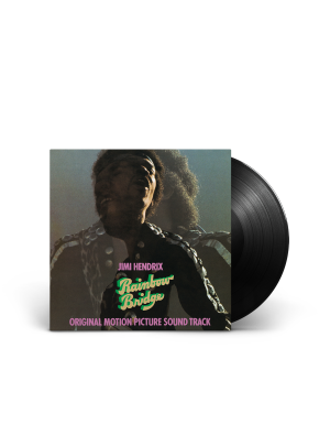 Jimi Hendrix: Rainbow Bridge 2 LP