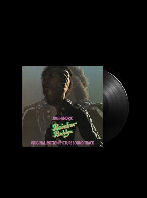 Jimi Hendrix: Rainbow Bridge 2 LP