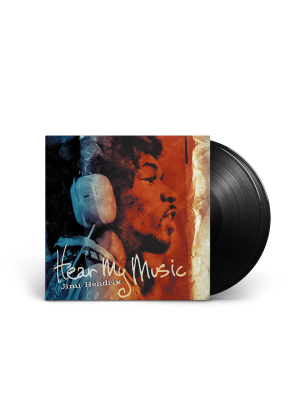 Jimi Hendrix: Hear My Music (2LP 200 gram) DAGGER RECORDS