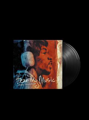 Jimi Hendrix: Hear My Music (2LP 200 gram)
