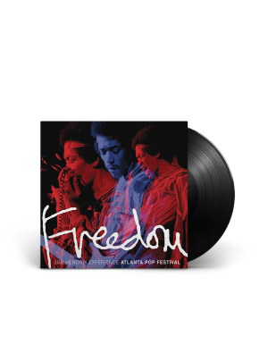 Freedom: Atlanta Pop Festival 2LP