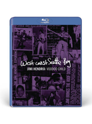Jimi Hendrix: Voodoo Child Blu-Ray DVD