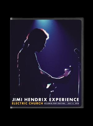 Jimi Hendrix Experience: Electric Church DVD