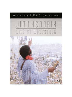 Live At Woodstock DVD