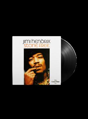 "Jimi Hendrix - Stone Free/Lover Man 7"" LP"