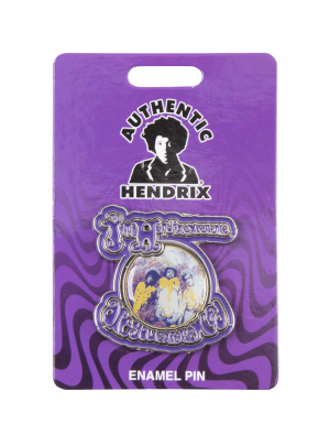 Are You Experienced Enamel Pin