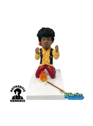 Jimi Hendrix LIVE at Monterey Bobblehead