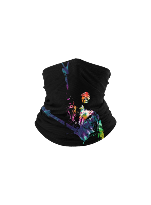 TieDye Guitar Neck Gaiter