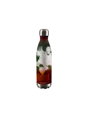 Jimi Hendrix Photo Water Bottle