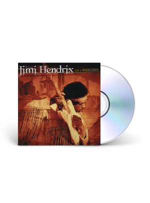 Jimi Hendrix: Live at Woodstock 2 CD