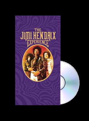 Jimi Hendrix Experience [4CD Box Set - aka The Purple Box)