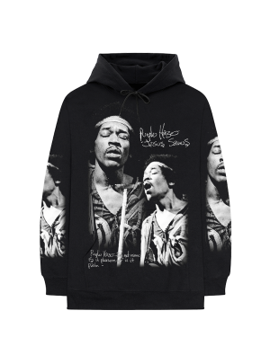 Photo Collage Hoodie