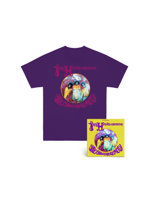 Are You Experienced? Tee + Album