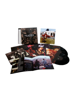 West Coast Seattle Boy: The Jimi Hendrix Anthology 8LP Collector's Edition